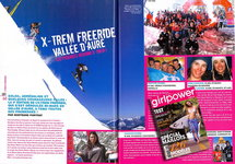 Girl Power N°5 Xtrem Freeride