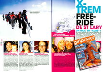 Girl Power n°11 Xtrem Freeride